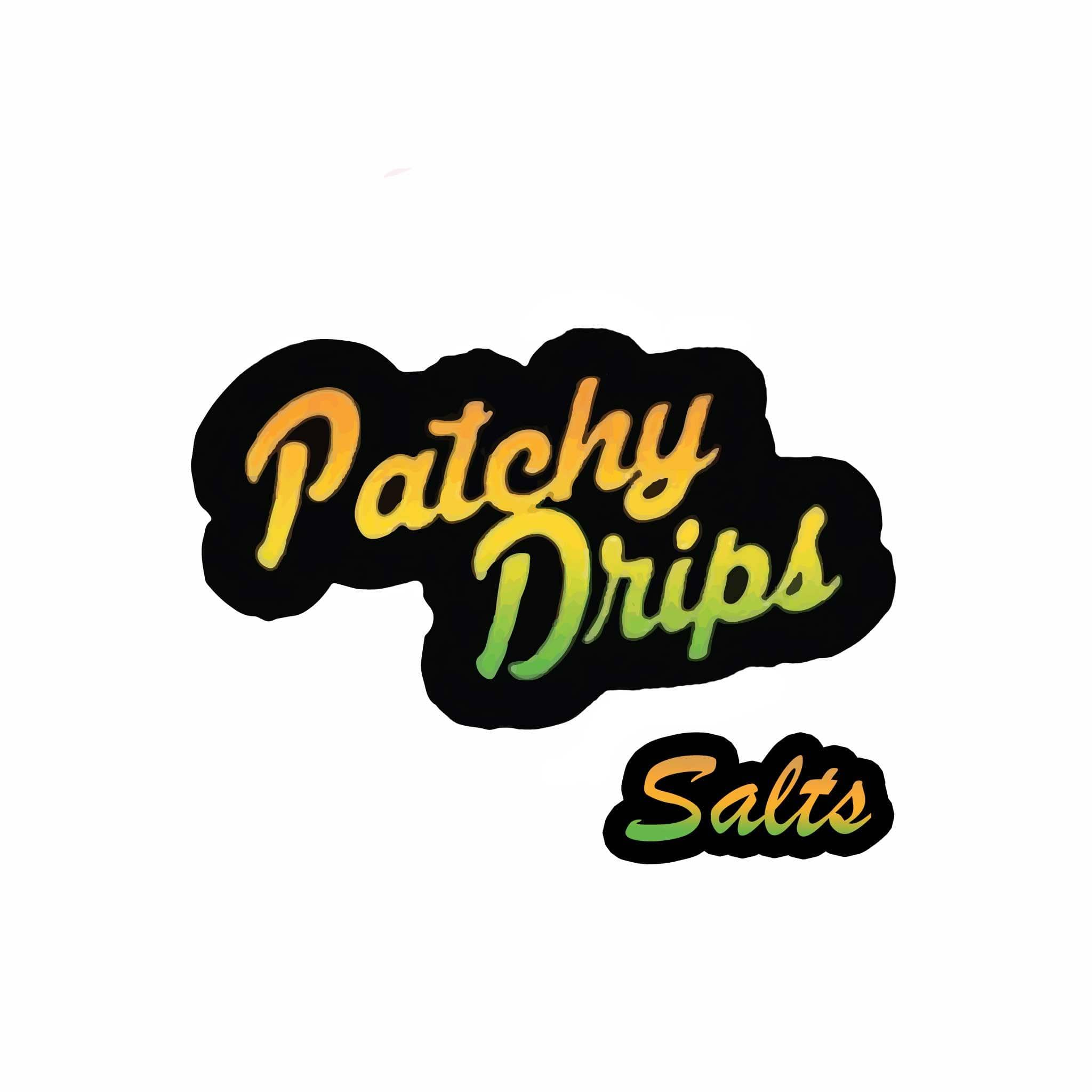 Patchy Drips Salts (BC Compliant) - Boss Vapes