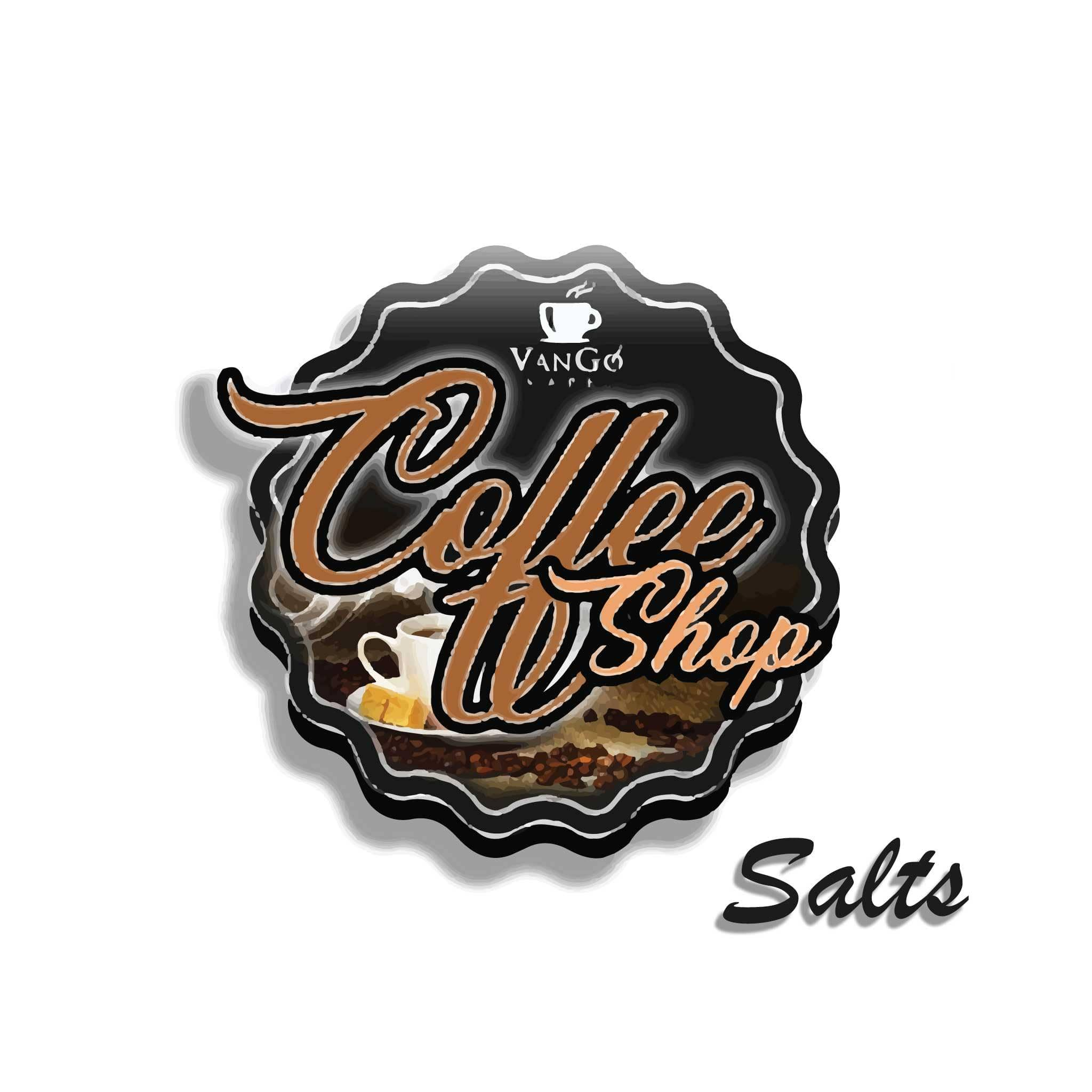 Coffee Shop Salts (BC Compliant) - Boss Vapes