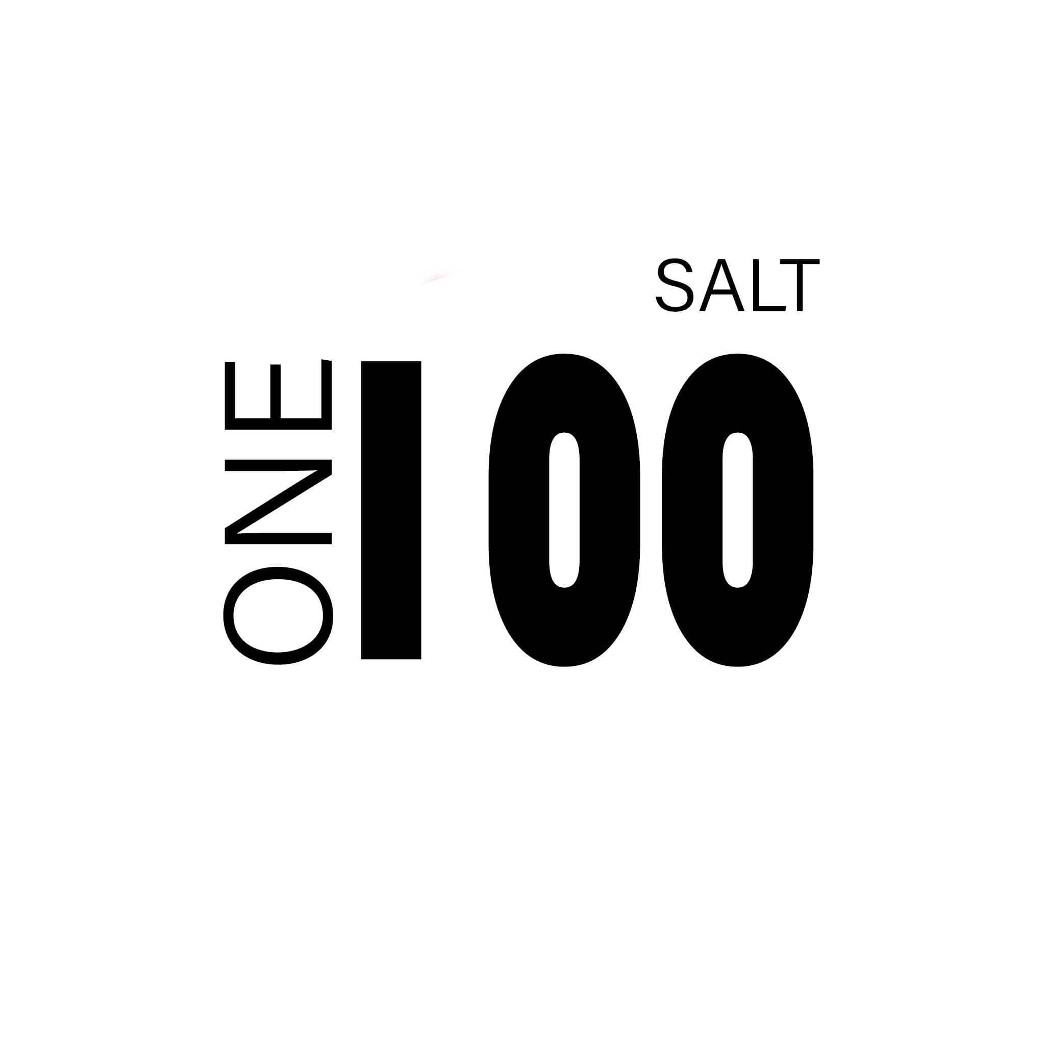 One Hundred Salts (BC Compliant) - Boss Vapes