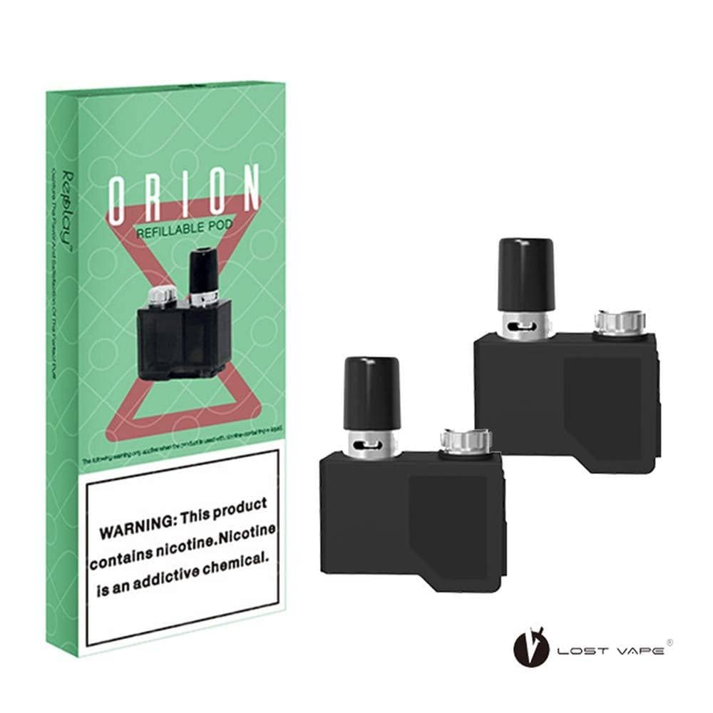 Lost Vape Orion Replacement PODs (Price Per POD) - Boss Vapes