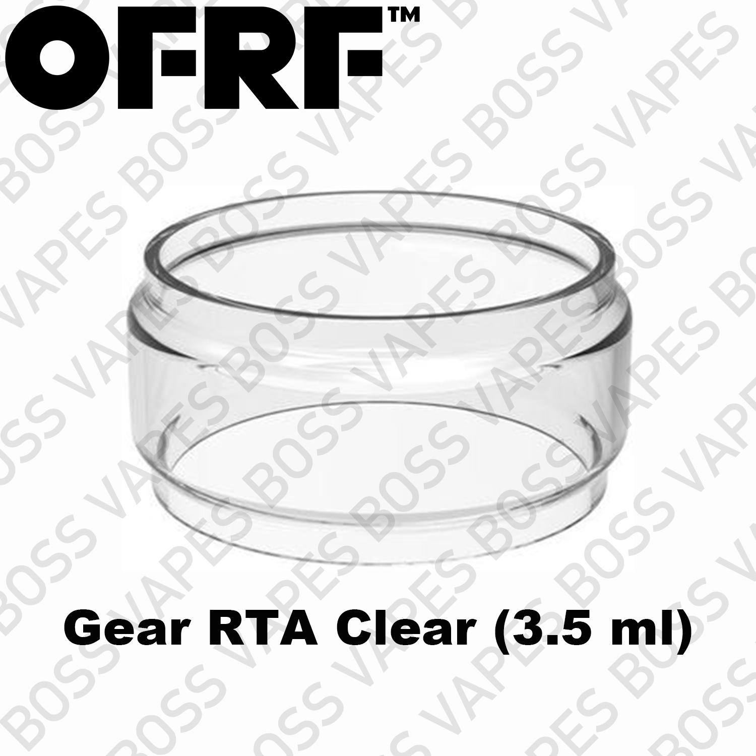 OFRF Replacement Glass
