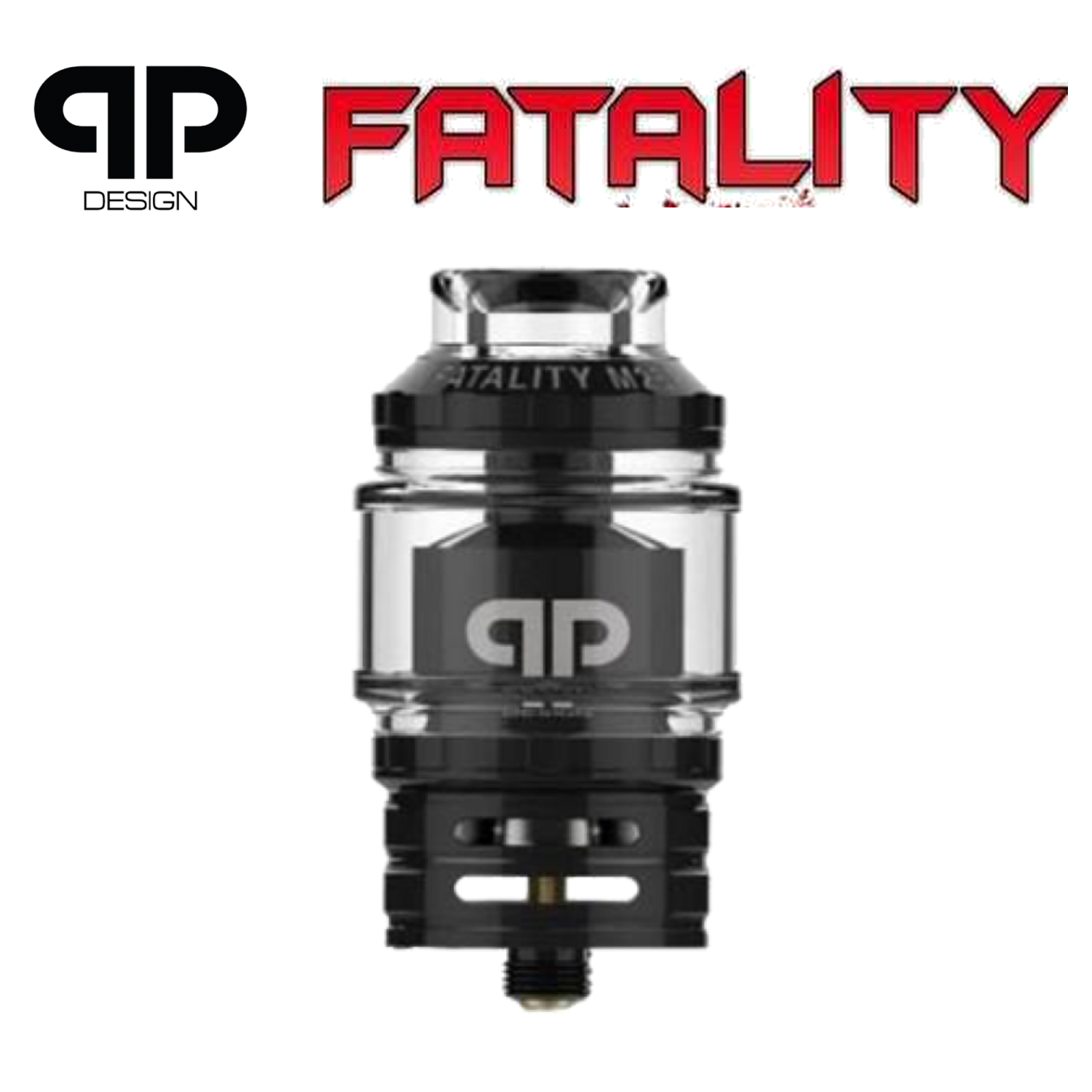 QP Design FATALITY M25 RTA - Boss Vapes