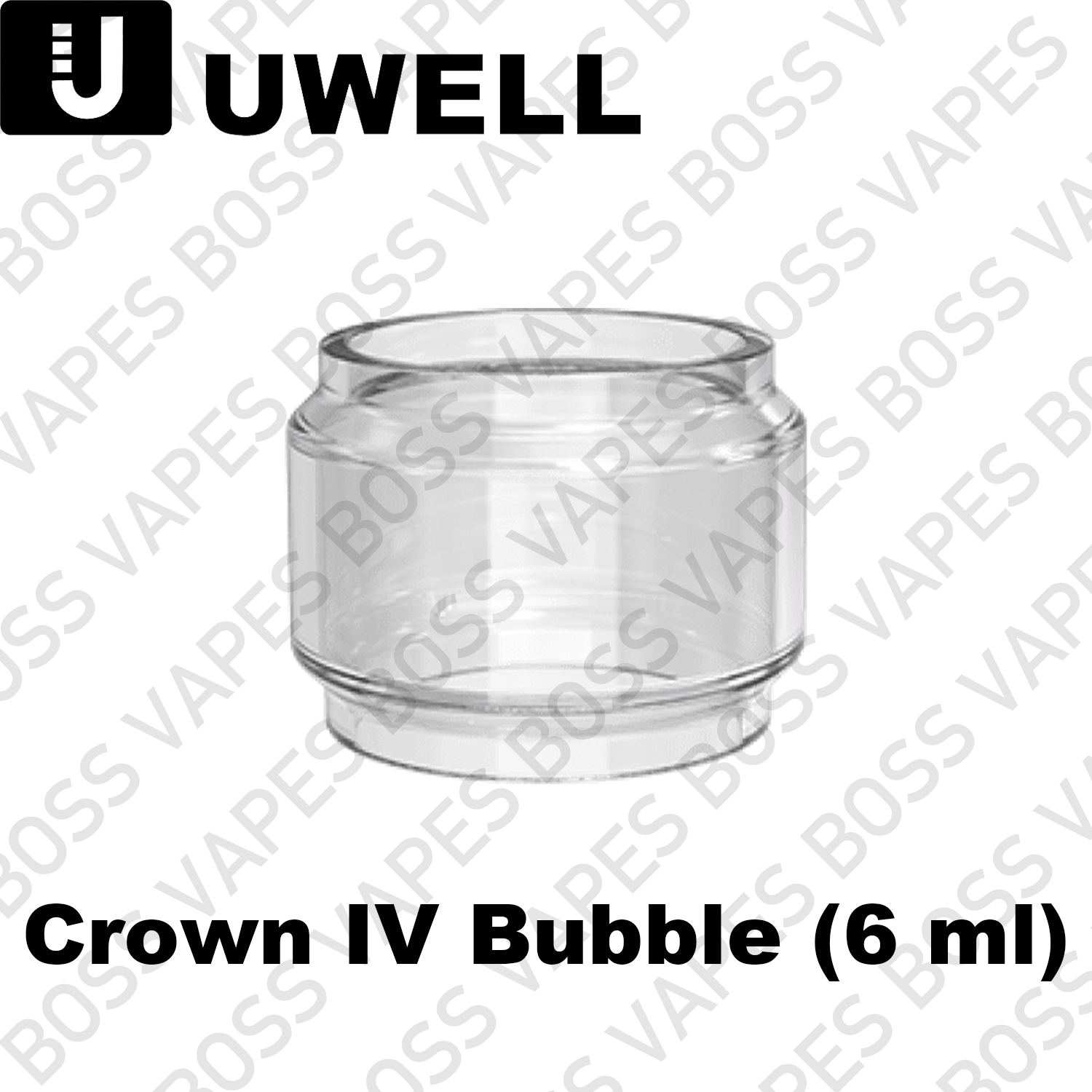 Uwell Replacement Glass