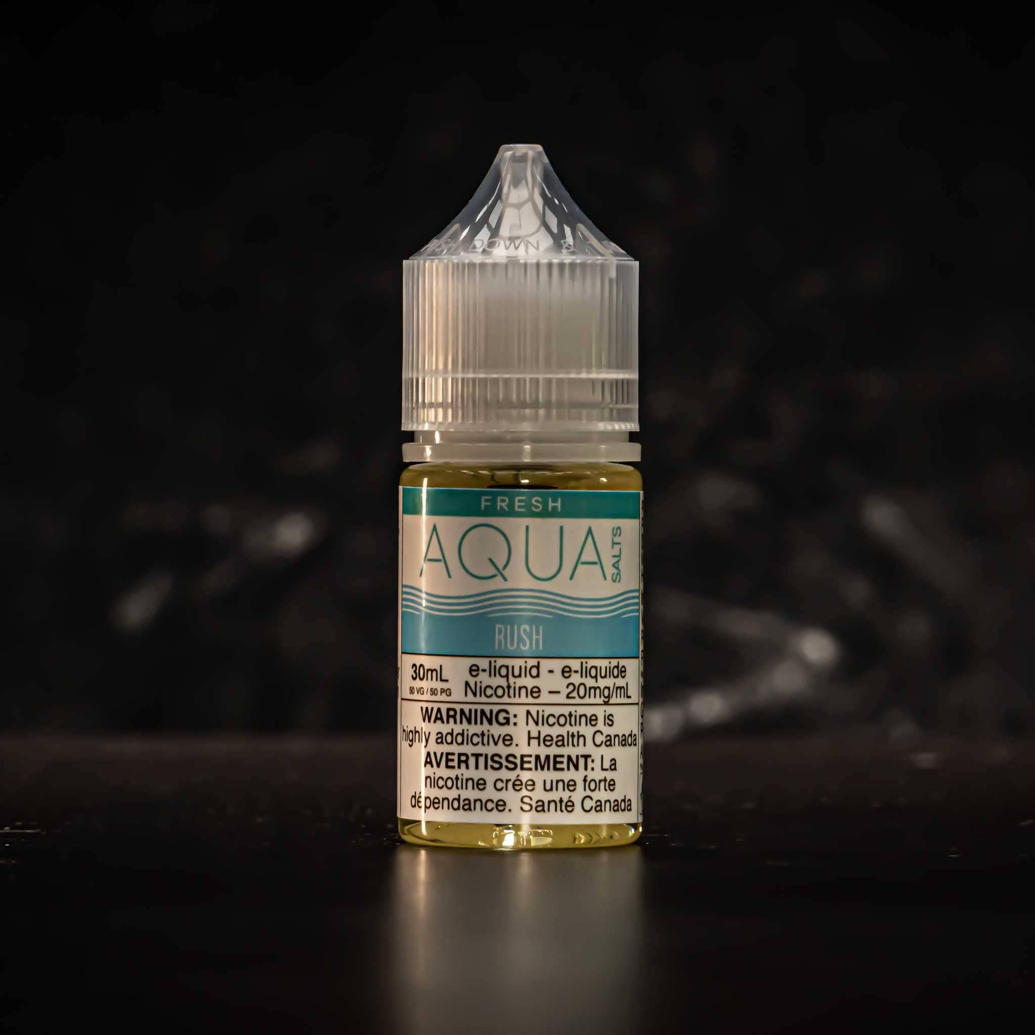 Aqua Salts (BC Compliant) - Boss Vapes