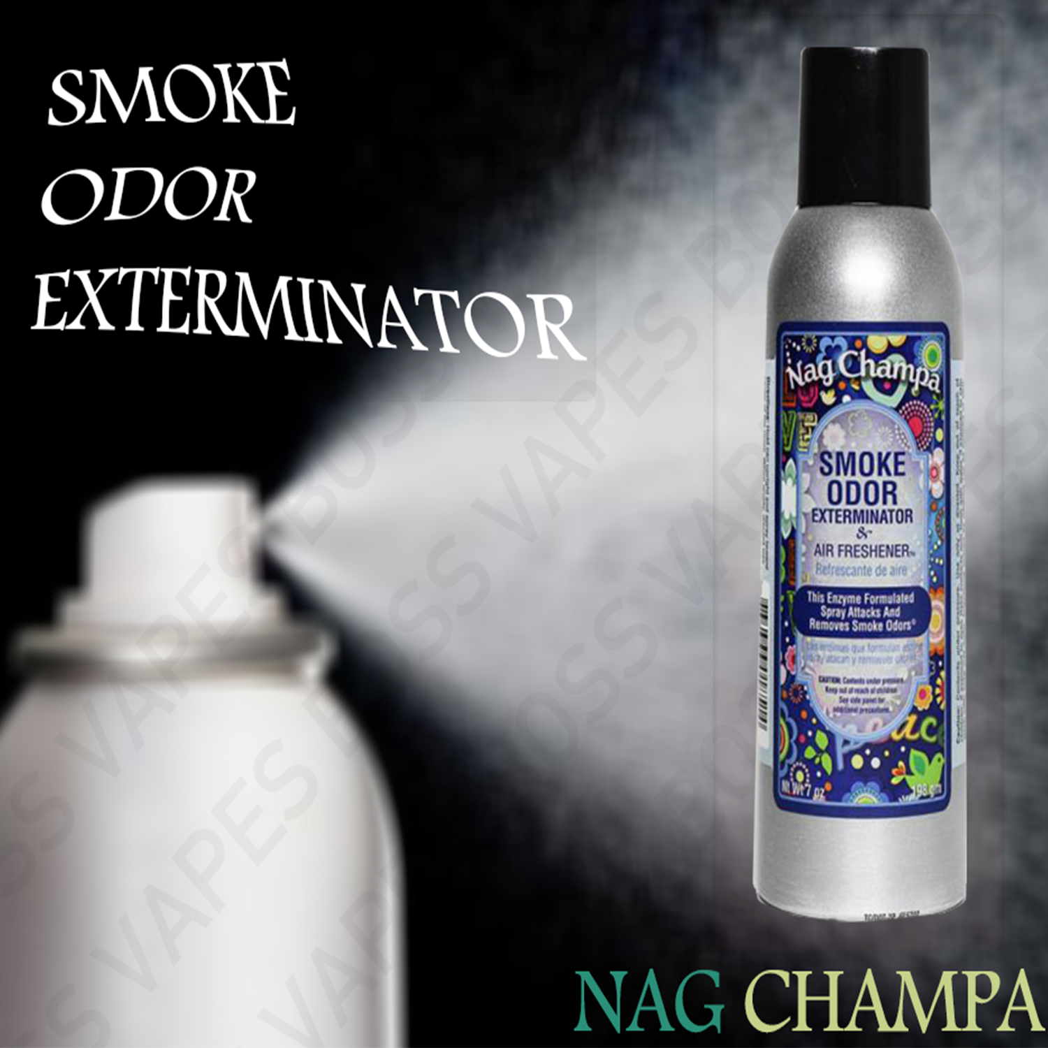 Smoke Odor Exterminator Spray - 7oz
