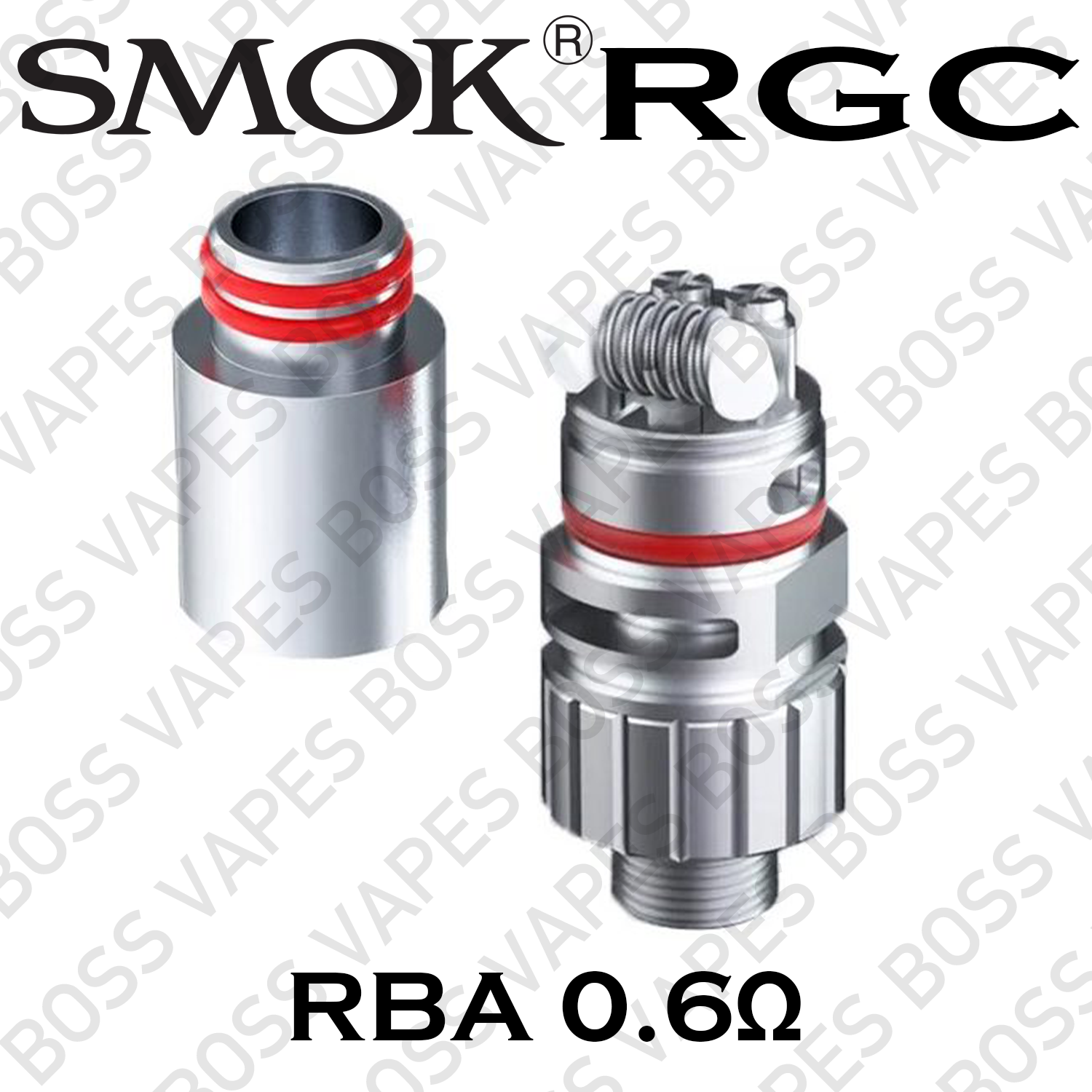 SMOK RGC RBA COIL (1 PACK) - Boss Vapes