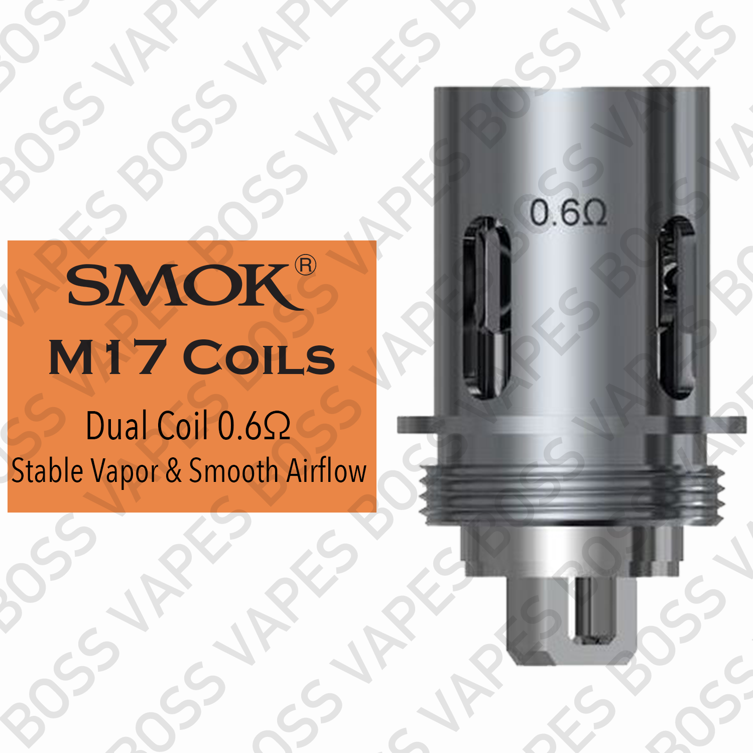 SMOK Stick M17 Coils - Boss Vapes