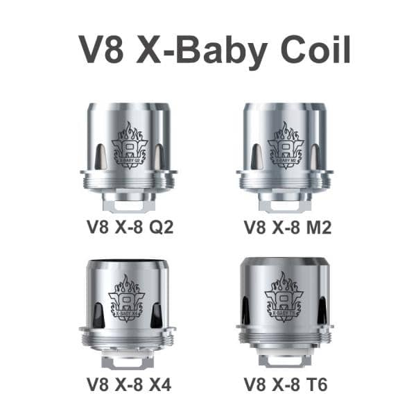 SMOK X-Baby Coils (Price Per Coil) - Boss Vapes