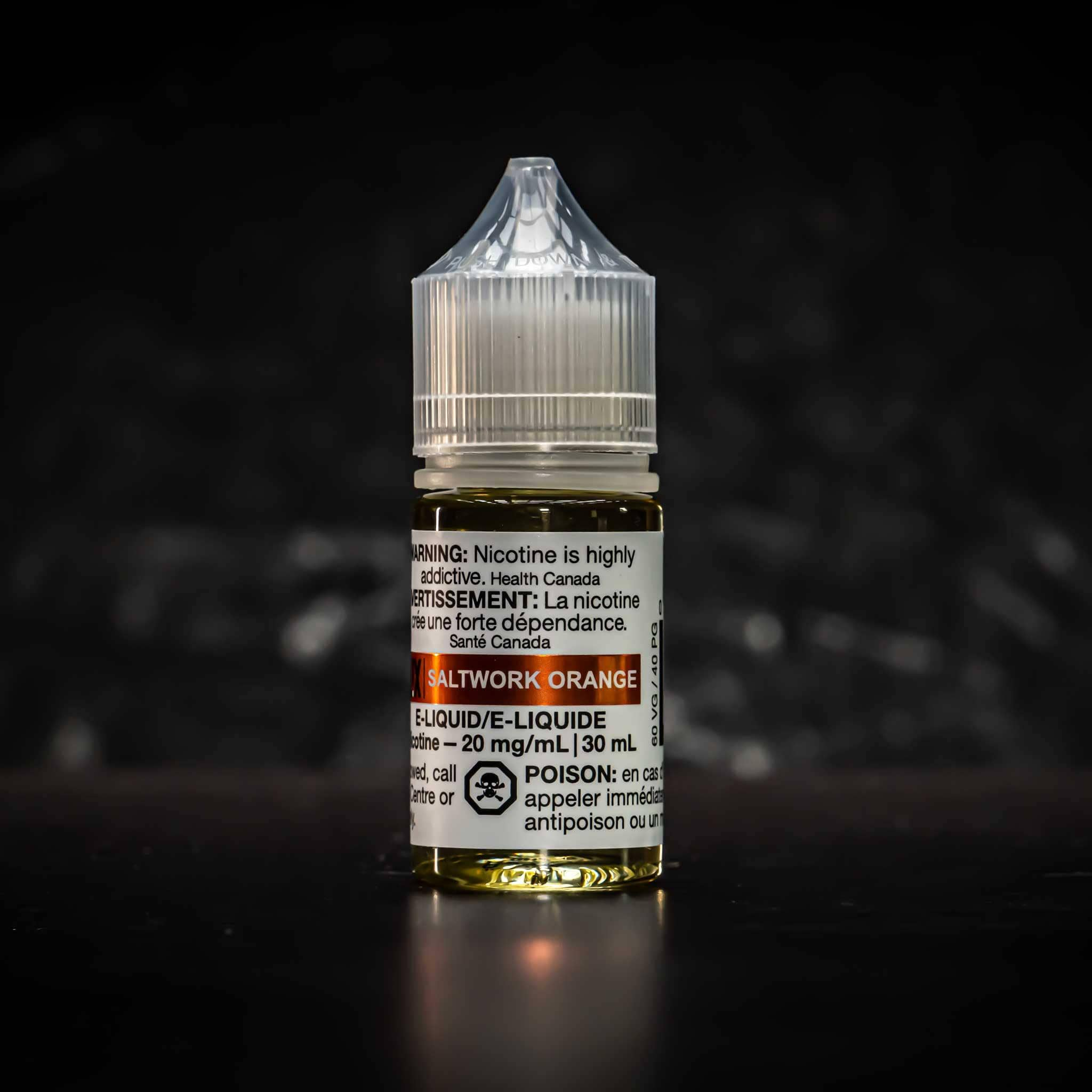 LiX Salts (BC Compliant) - Boss Vapes