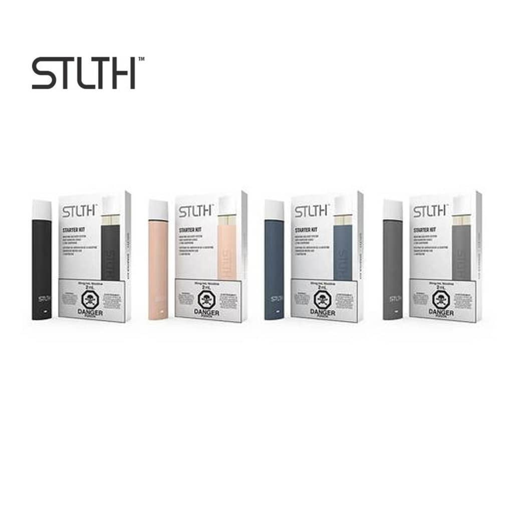 Stlth Starter Kit - Boss Vapes