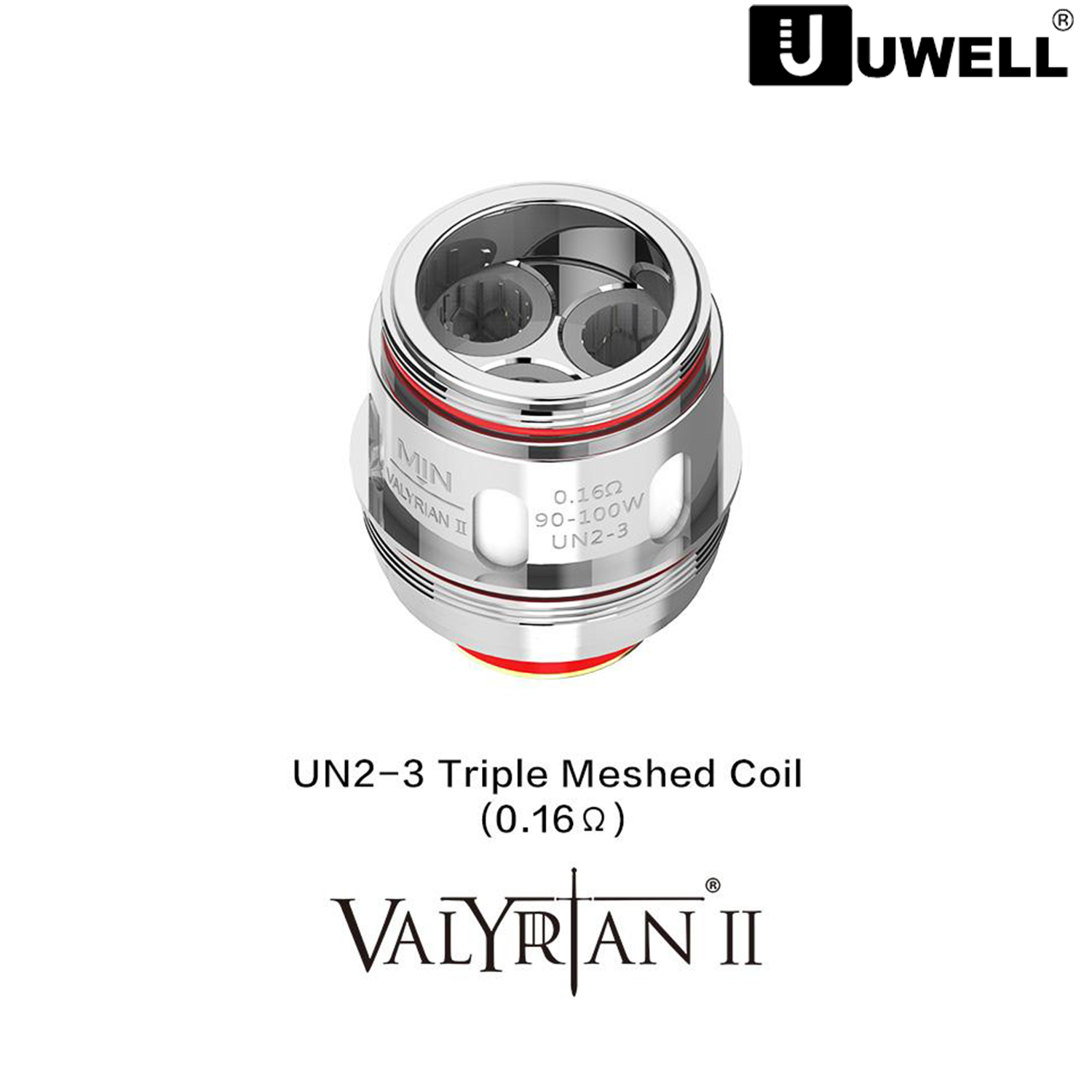 UWELL VALYRIAN 2 REPLACEMENT COIL (Price Per Coil) - Boss Vapes