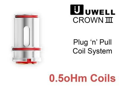 Uwell Crown III Coils (Price Per Coil)