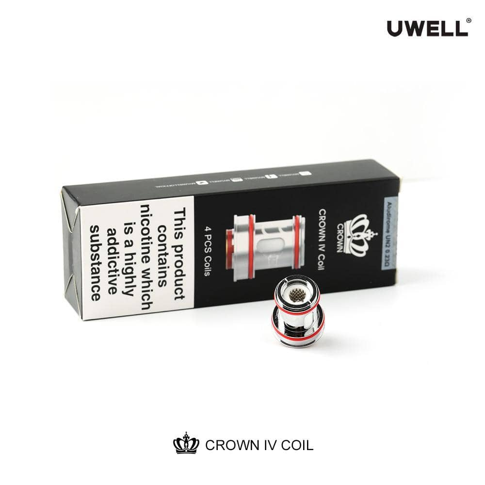 Uwell Crown IV Coils (Price Per Coil) - Boss Vapes