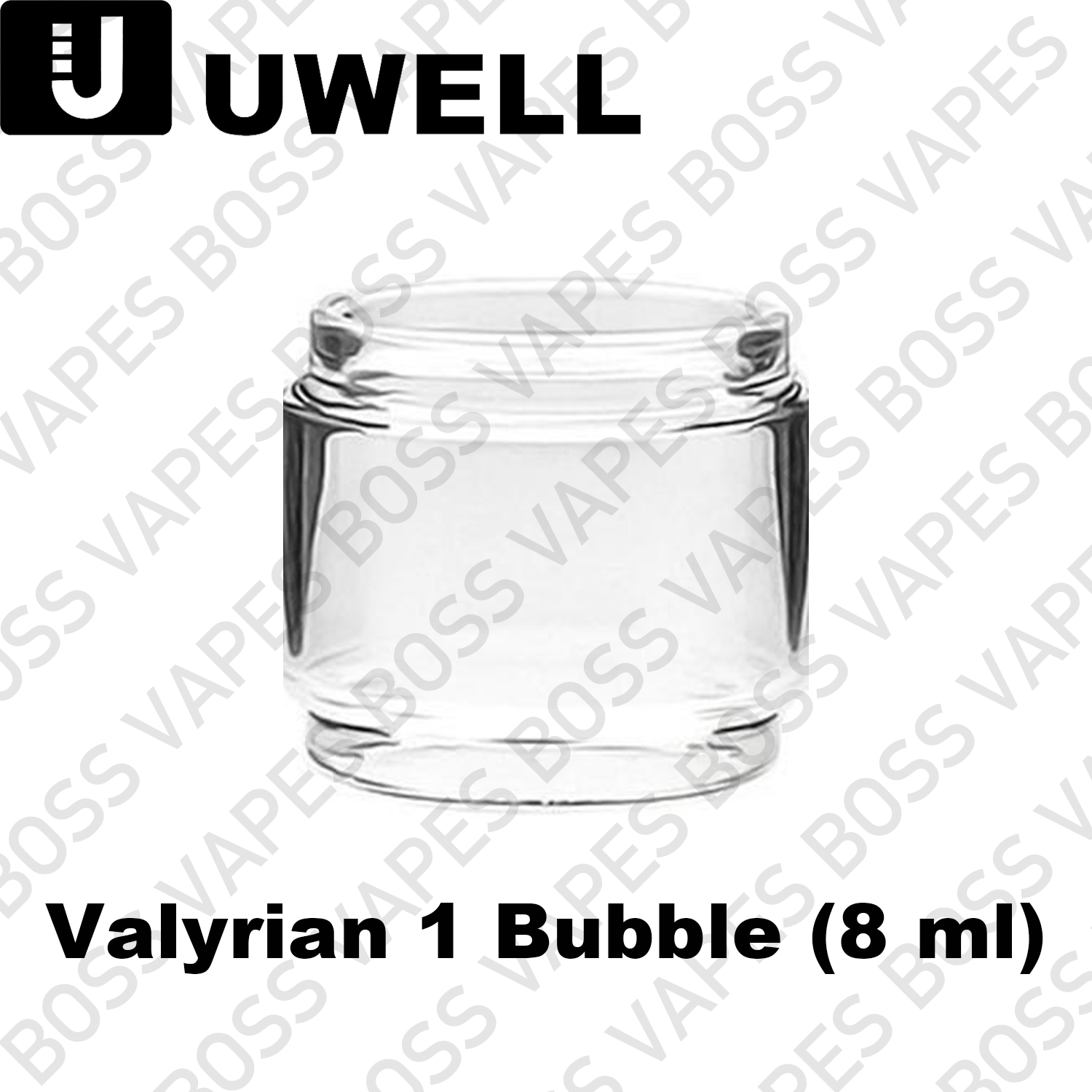 Uwell Replacement Glass - Boss Vapes
