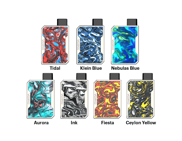VOOPOO DRAG NANO POD KIT - Boss Vapes