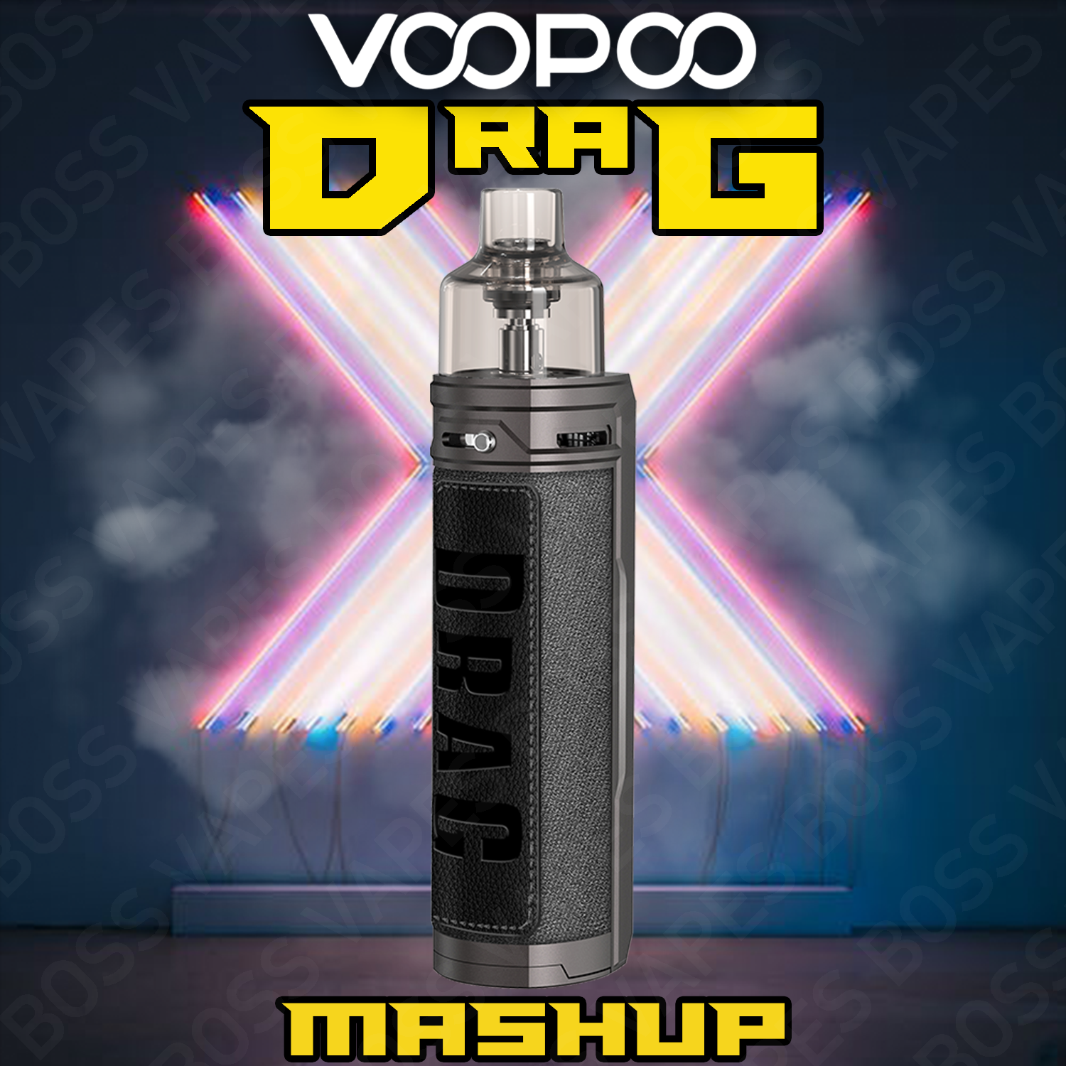 VOOPOO DRAG X 80W POD KIT (BC Compliant) - Boss Vapes