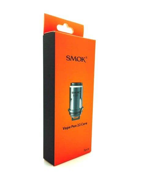 SMOK Vape Pen 22 Coils (Price Per Coil) - Boss Vapes