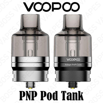 VOOPOO PNP TANK (BC & Non BC Compliant) - Boss Vapes