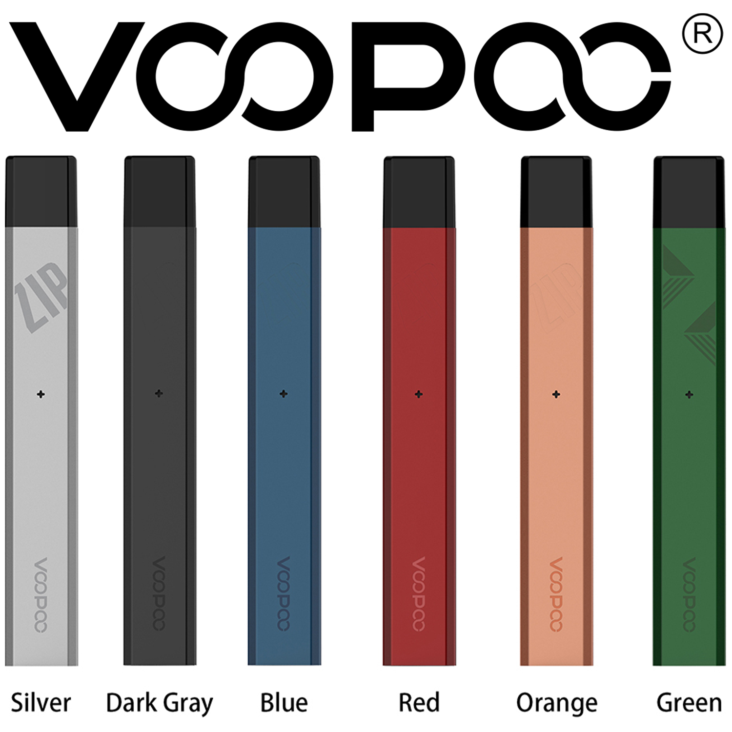 Voopoo Alpha ZIP POD Kit - Boss Vapes