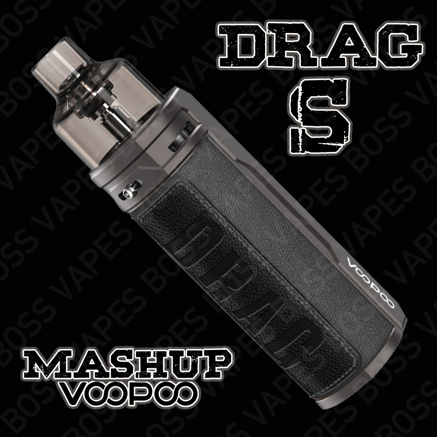 VOOPOO DRAG S 60W POD KIT - Boss Vapes