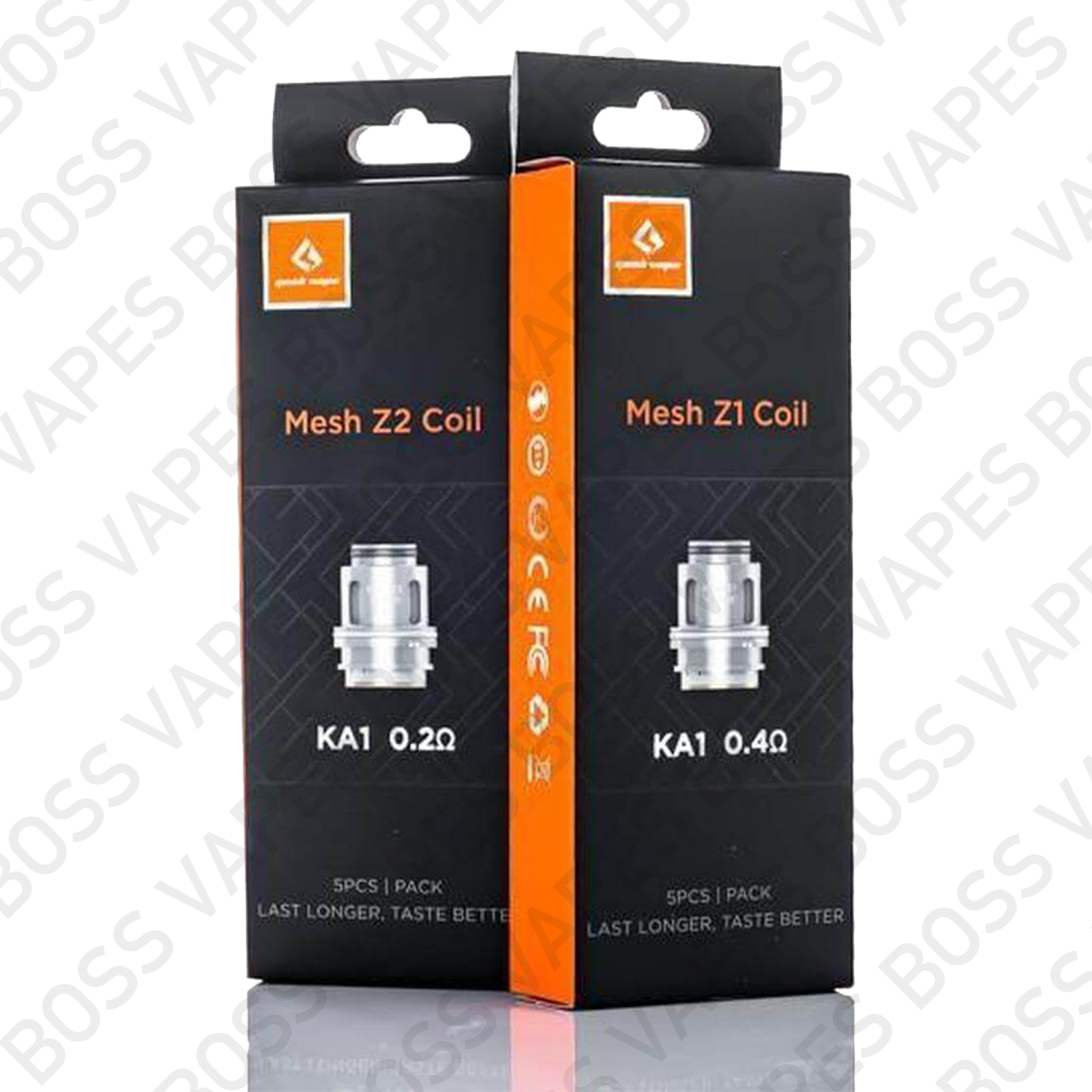 GEEKVAPE ZEUS REPLACEMENT COIL - Boss Vapes