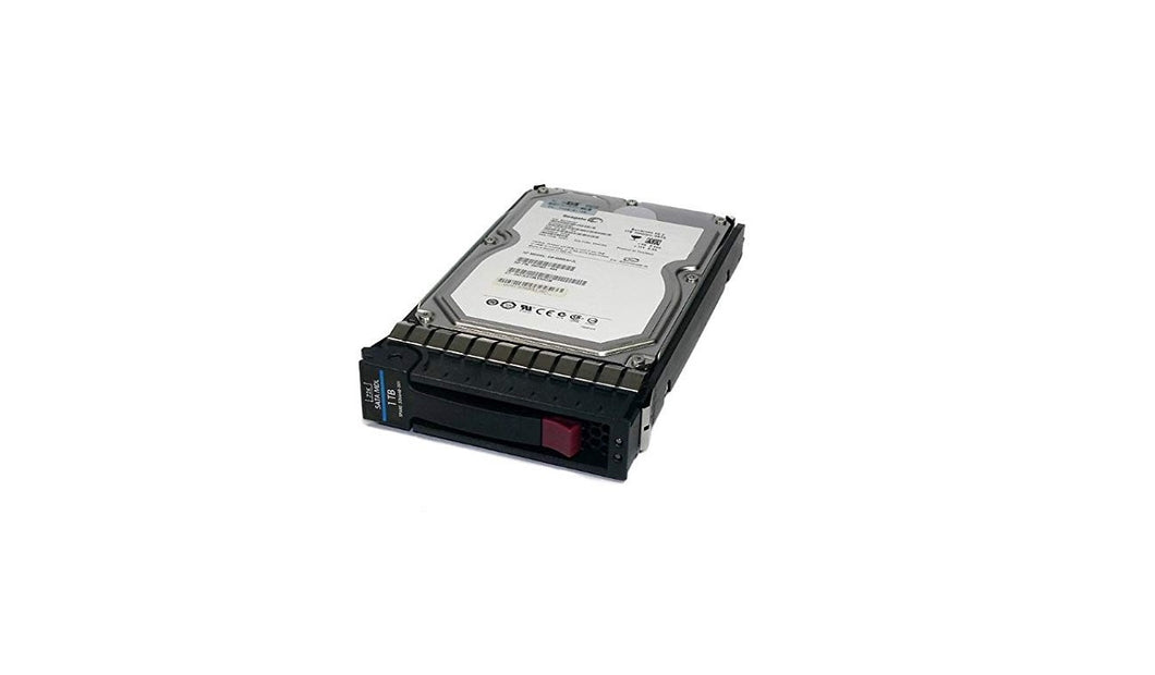 Hp 1TB 7200RPM Sata 3GB/s 3.5 Hot Swap Hdd 454146-B21
