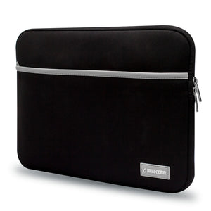 "Superior iBenzer 13.3"" Neoprene Protective Laptop Case Sleeve Bag with Accessory Pocket"