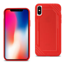 Load image into Gallery viewer, iPhone X Slim-Fit Flexible Soft TPU Strong Rubber Bumper Anti-Slip Grip Protective Armor