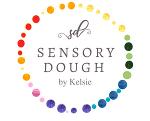 Sensory Dough by Kelsie