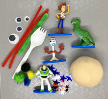 Load image into Gallery viewer, Sensory dough play kit