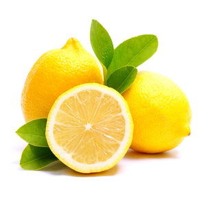 Lemon sensory dough