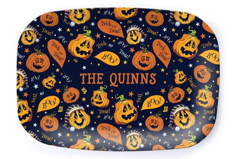 Pumpkin Fun Platter - milogiftshop