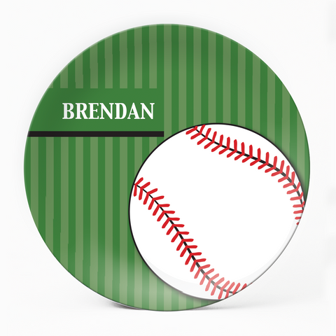 Baseball Field Plate - milogiftshop
