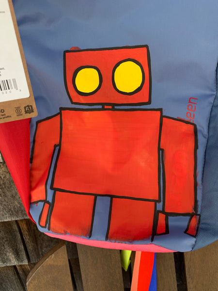 Red Robot on a Cotopaxi Luzon eighteen