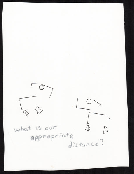 What is our appropriate distance