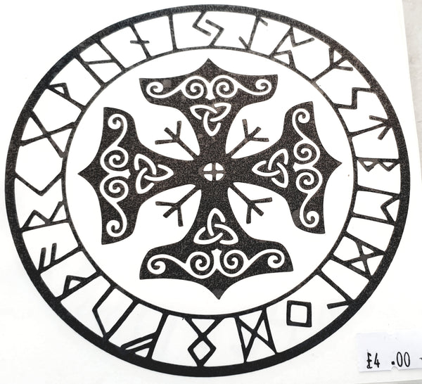 Pagan Sticker