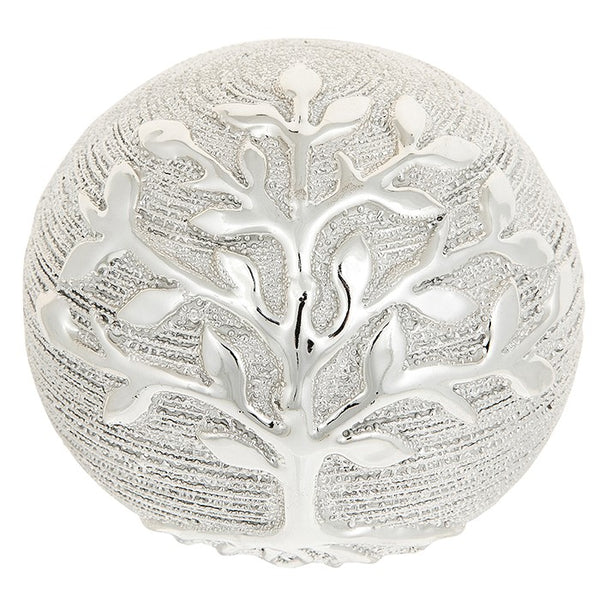 Our new range of Tree of Life Gifts will make an ideal housewarming gift. Matching Vases and Tea light Holders available in two colours Gun metal and Champagne.  Measures -8cm x 9cm