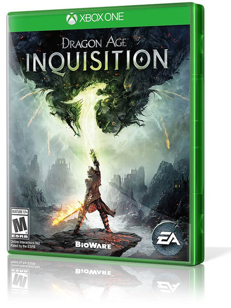 Jogo xbox 360 Inquisition dragon Age
