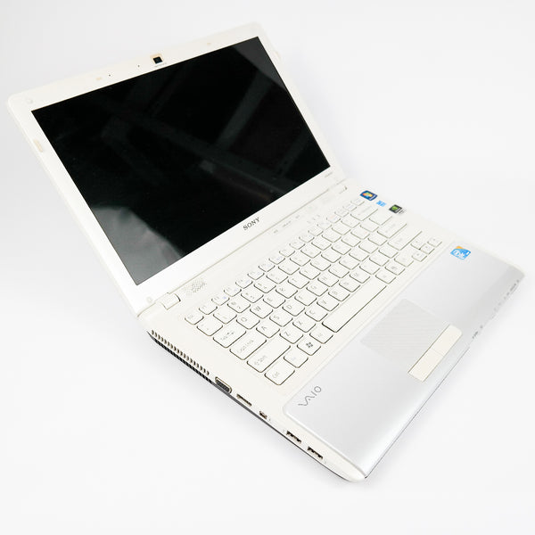 Notebook barato Sony Vaio VPCCW13FX 4GB 320 HD USADO