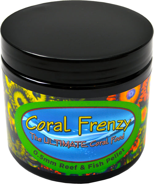 Coral Frenzy 0.5mm Pellet