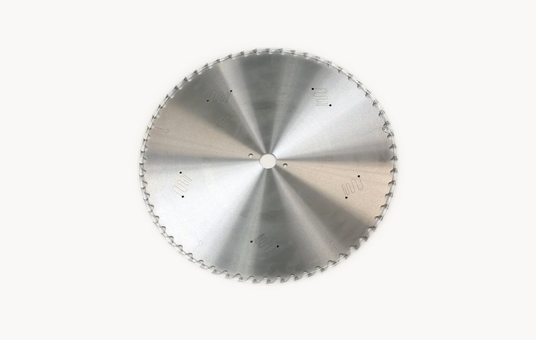450 mm solid extrusion blade