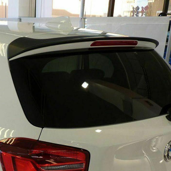 M2 Motorsport Roof Trunk Boot Spoiler BMW 1 Series F20 2012-on