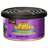 California Car Scents Air Freshener Monterey Vanilla - evilspeed.eu