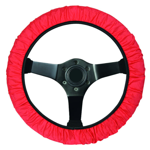 KS Tools Steering Wheel Cover Leather Suede Protector