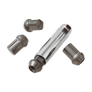richbrook forged aluminium locking wheel nuts
