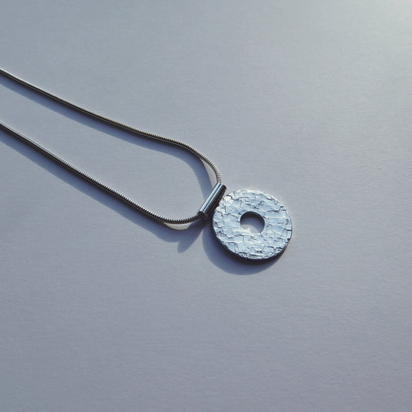 Orbit Medallion Necklace