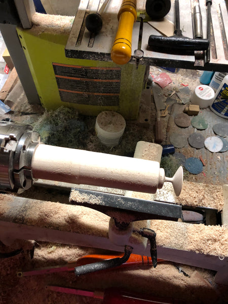 Recalibrating: Lessons from the lathe