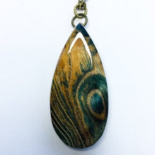 Load image into Gallery viewer, Waves - Teardrop Shape Pendant