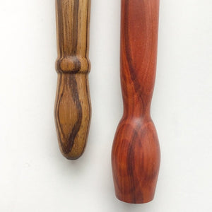 Muddler - Zebra Wood
