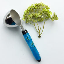 Load image into Gallery viewer, Coffee Scoop - 2 TBS Stainless Steel - Blue & Green